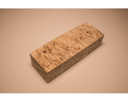 Stabilized root birch 120x40x30